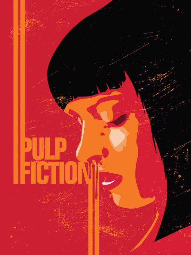 Pulp Fiction   Криминальное Чтиво