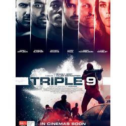 Triple 9 | Три девятки