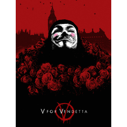 V for Vendetta | «V» значит Вендетта