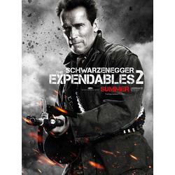 Expendables 2: Schwarzenegger | Неудержимые 2: Шварценеггер