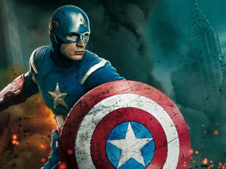 Категория постеров и плакатов Captain America
