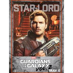 Guardians of the galaxy 2: Starlord | Стражи галактики: Звездный лорд