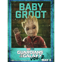 Guardians of the galaxy 2: Baby groot | Стражи галактики: Бэби Грут