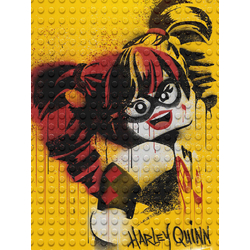Batman: Lego - Harley Quinn | Бэтмен: Лего - Харли Квинн