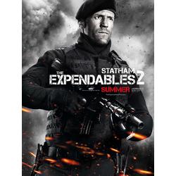 Expendables 2: Jason Statham | Неудержимые 2: Джэйсон Стэтхэм