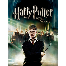 Harry Potter and the Order of the Phoenix   Гарри Поттер и Орден Феникса