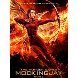 Hunger Games: Mocking Jay | Голодные игры: Сойка-пересмешница