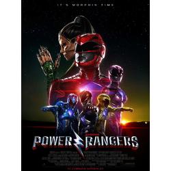 Power Rangers   Могучие Рейнджеры