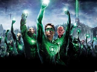 Категория постеров и плакатов Зеленый Фонарь