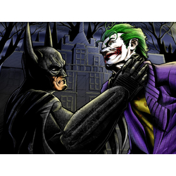 Batman & Joker | Бэтмен и Джокер