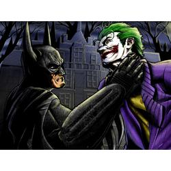 Batman & Joker | Бэтмен и Джокер