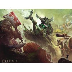 Dota 2: Art battle | Дота 2: Арт Битва