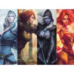 Dota 2: Heroes | Дота 2: Герои