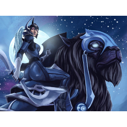 Dota 2: Luna | Дота 2: Луна