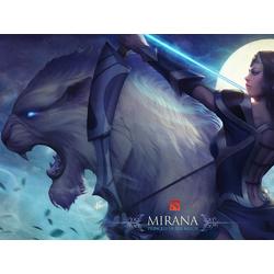 Dota 2: Mirana | Дота 2: Мирана