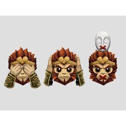 Dota 2: Monkey King | Дота 2: Манки Кинг