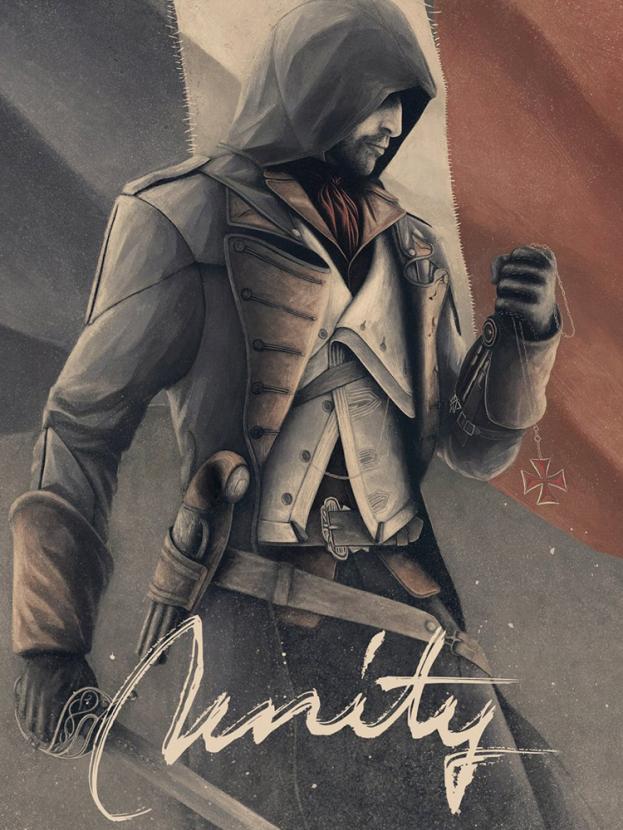 Assassins Creed: Unity | Кредо Ассасина: Единство