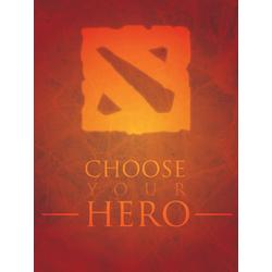 Dota 2: Choose your Hero | Дота 2: Выбери своего героя