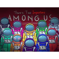 Among Us - There's Two Imposter Among Us