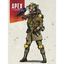 Apex Legends - Bloodhound (Коллекция постеров №1)