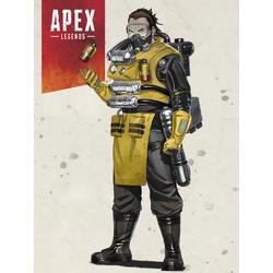 Apex Legends - Caustic (Коллекция постеров №1)