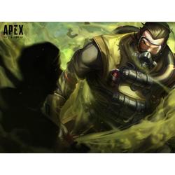 Apex Legends - Caustic (Коллекция постеров №4)