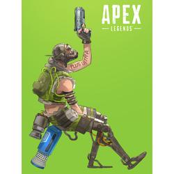 Apex Legends - Octane (Коллекция постеров №2)