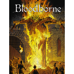 Bloodborne (Коллекция постеров №1)