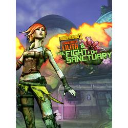 Borderlands 2 - Commander Lilith