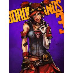 Borderlands 3 - Gaige (Коллекция постеров №1)