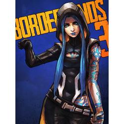 Borderlands 3 - Maya the Siren (Коллекция постеров №1)