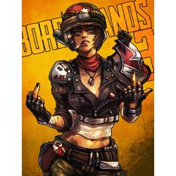 Borderlands 3 - Monori Rogue (Коллекция постеров №1)