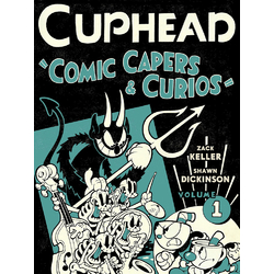 Cuphead - Comic Capers & Curios (Коллекция постеров №1)