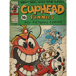 Cuphead - Funnies (Коллекция постеров №1)