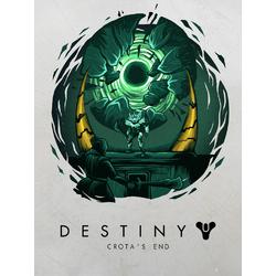 Destiny - Crotas End (Коллекция постеров №1)