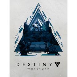Destiny - Vault Of Glass (Коллекция постеров №1)