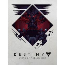 Destiny - Wrath Of The Machine (Коллекция постеров №1)