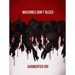 Deus Ex - Machines Dont't Bleed