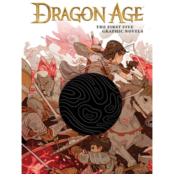 Dragon Age - The First Five Graphic Novels