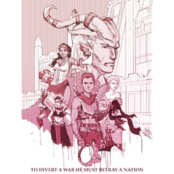 Dragon Age - To divert a war