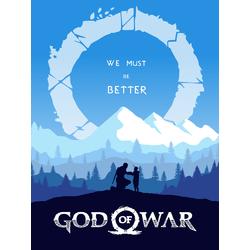God of War - We Must Be Better
