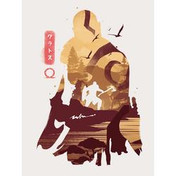 God of War - Kratos (Коллекция постеров №1)