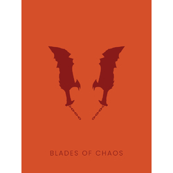 God of War - Blades of Chaos (Коллекция постеров №2)
