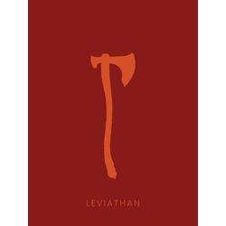 God of War - Leviathan Axe (Коллекция постеров №2)