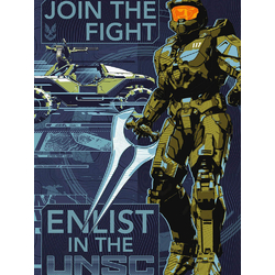 Halo - Join The Fight