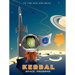 Kerbal Space Program - To The Mun And Back