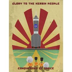 Kerbal Space Program - Glory To The Kerbin People