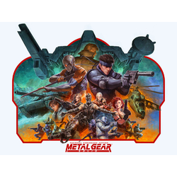 Metal Gear Solid - Tactical Espionage Action