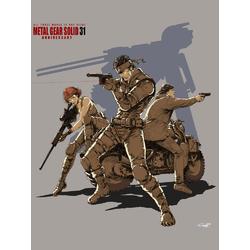 Metal Gear Solid 31 - Anniversary