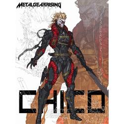Metal Gear Rising - Chico